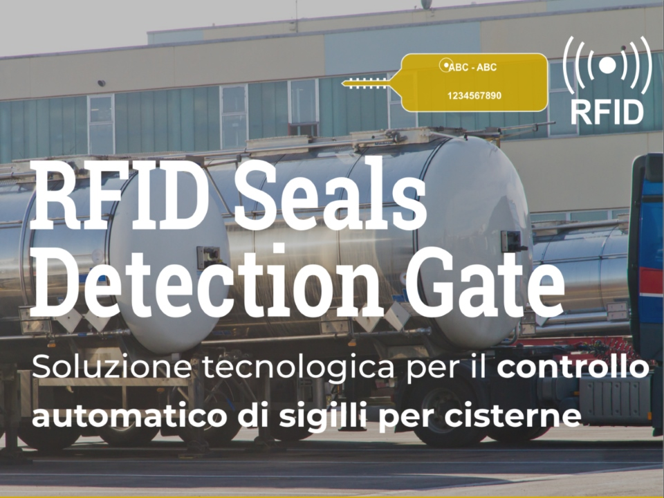 RfID Seals Detection Gate